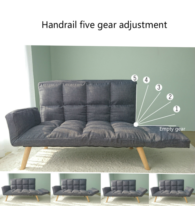 Swell Special Offer Modern Simple Folding Lazy Sofa Living Room Machost Co Dining Chair Design Ideas Machostcouk