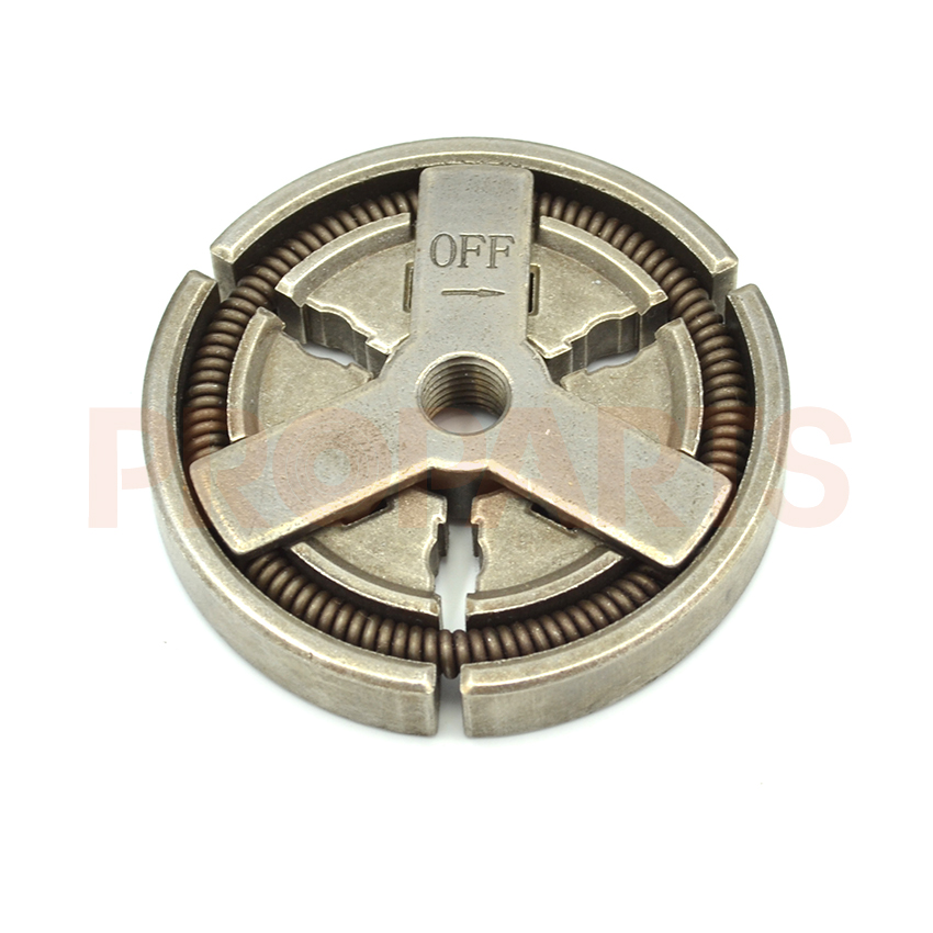 Chinese 4500 5200 5800 45CC 52CC 58CC Gasoline Chainsaw Clutch Parts 5200 high quality gasoline 45mm chainsaw parts cylinder kits