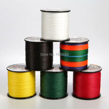 300M Brands Super Strong Japan Multifilament PE Braided Fishing Line 6 8 10 20 30 40 60;70 80 100LB fishing tools