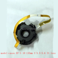 """New """"IS""""optical image stabilizer assembly with cable repair Parts for Canon EF S 18 135mm f/3.5 5.6 IS lens