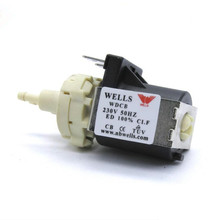 Steam iron electromagnetic pump voltage AC230-240V-50Hz power 9W