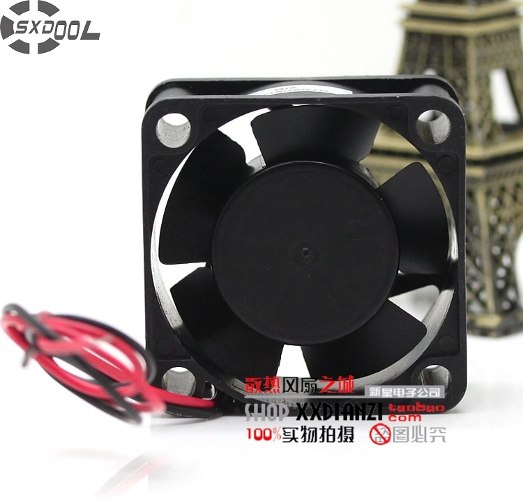 SXDOOL FD244020EB 24V 0.08A 4CM 4020 24V inverter quiet cooling fan