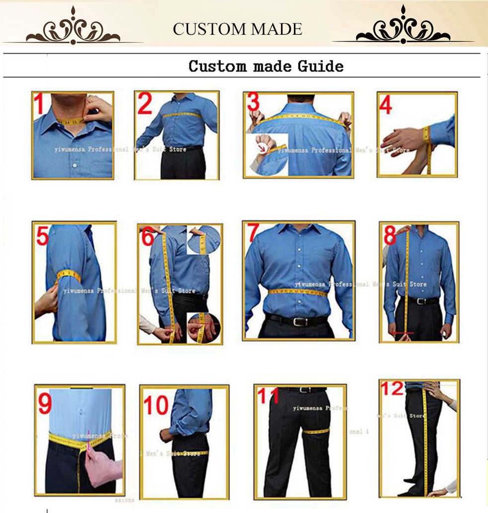 2018 последние конструкции пальто брюки Королевский синий мужской костюм для выпускного Slim Fit 3 предмета Комплект жениха Стиль Для мужчин S костюмы на заказ блейзер TERNO