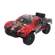 HT21 1:16 Electric RC Car Cars Toy Four-wheel Drive 4CH 2.4G High Speed Off Road Car Model Toy Remote Control Car Up to 40 Km/H