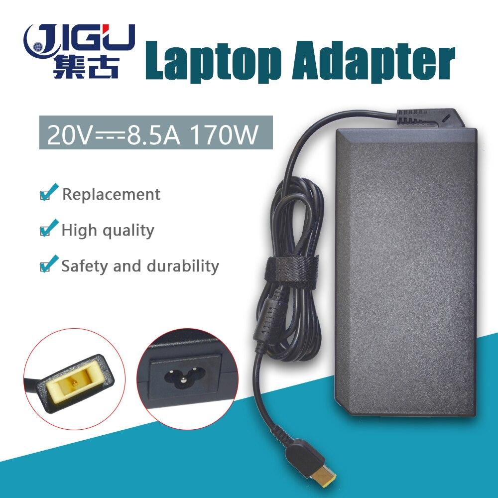 JIGU 20 V 8.5A FANKOU chargeur pour ordinateur portable Adaptateur secteur Pour LENOVO Legion Y720 Pour Thinkpad P50 P70 T440p T540 T540p W540 W541