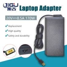 JIGU 20V 8.5A FANKOU Carregador Laptop AC Power Adapter Para LENOVO Legião Y720 Para Thinkpad P50 P70 T440p T540 T540p W540 W541