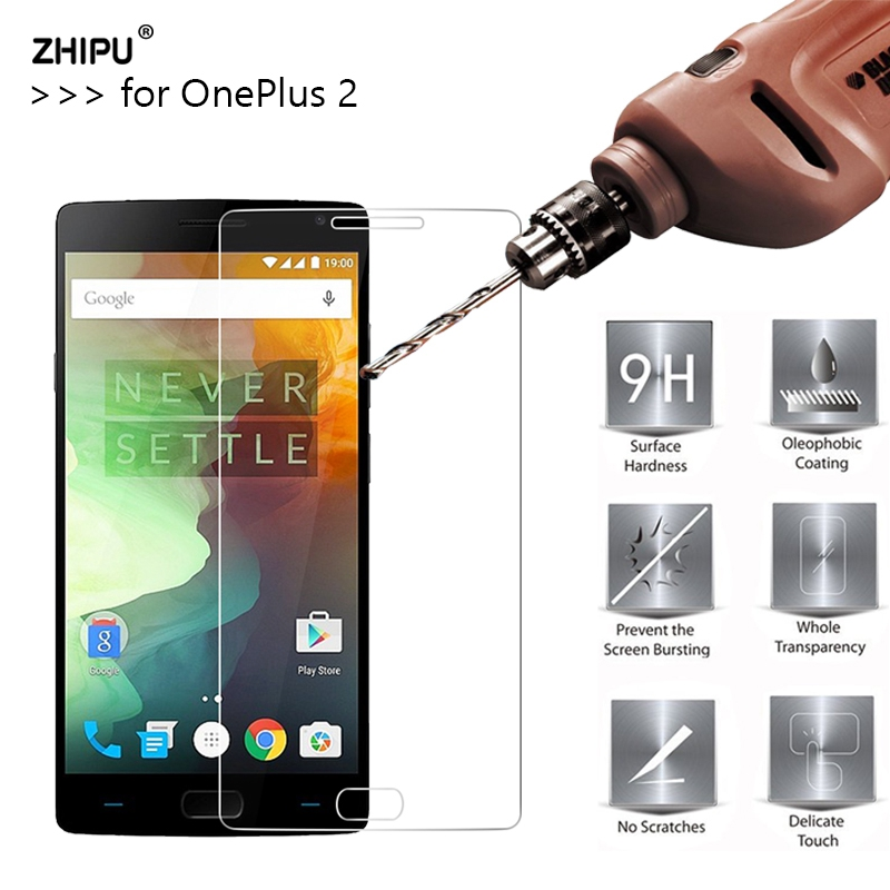 2.5D 0.26mm 9H Premium Tempered Glass For OnePlus 2 Two 1+2 Screen Protector Toughened protective film For One Plus Two Glass *2.5D 0.26mm 9H Premium Tempered Glass For OnePlus 2 Two 1+2 Screen Protector Toughened protective film For One Plus Two Glass *