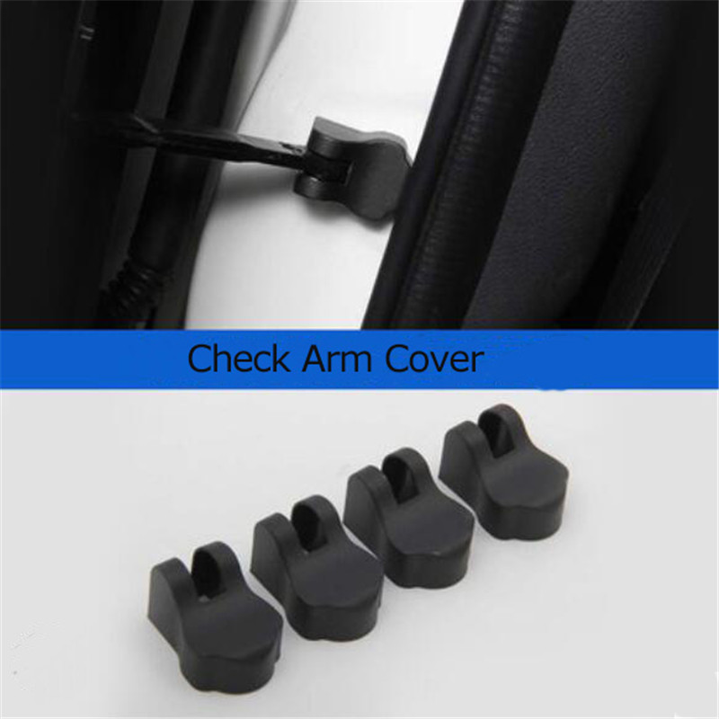 Car Door Check Arm Anti Rust Cover For Subaru Forester Outback Legacy Impreza XV BRZ VIZIV LEVORG Ascent Exiga/For Toyota 86