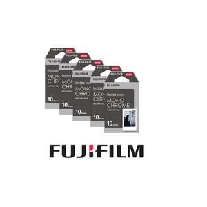 Image 3 - 5 חבילות Fujifilm Instax מיני סרט מונוכרום עבור מיני 8 7s 7 10 20 30 50s 50i 90 25 dw לשתף SP 1 מיידי נייר צילום