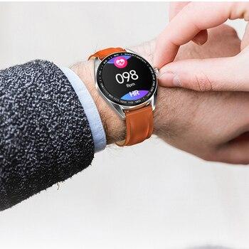 2019 Nuevo Reloj Inteligente SENBONO K7 Con Pantalla Redonda, Monitor De Sueño, Ritmo Cardíaco, Presión Arterial, Reloj Inteligente Para Hombres