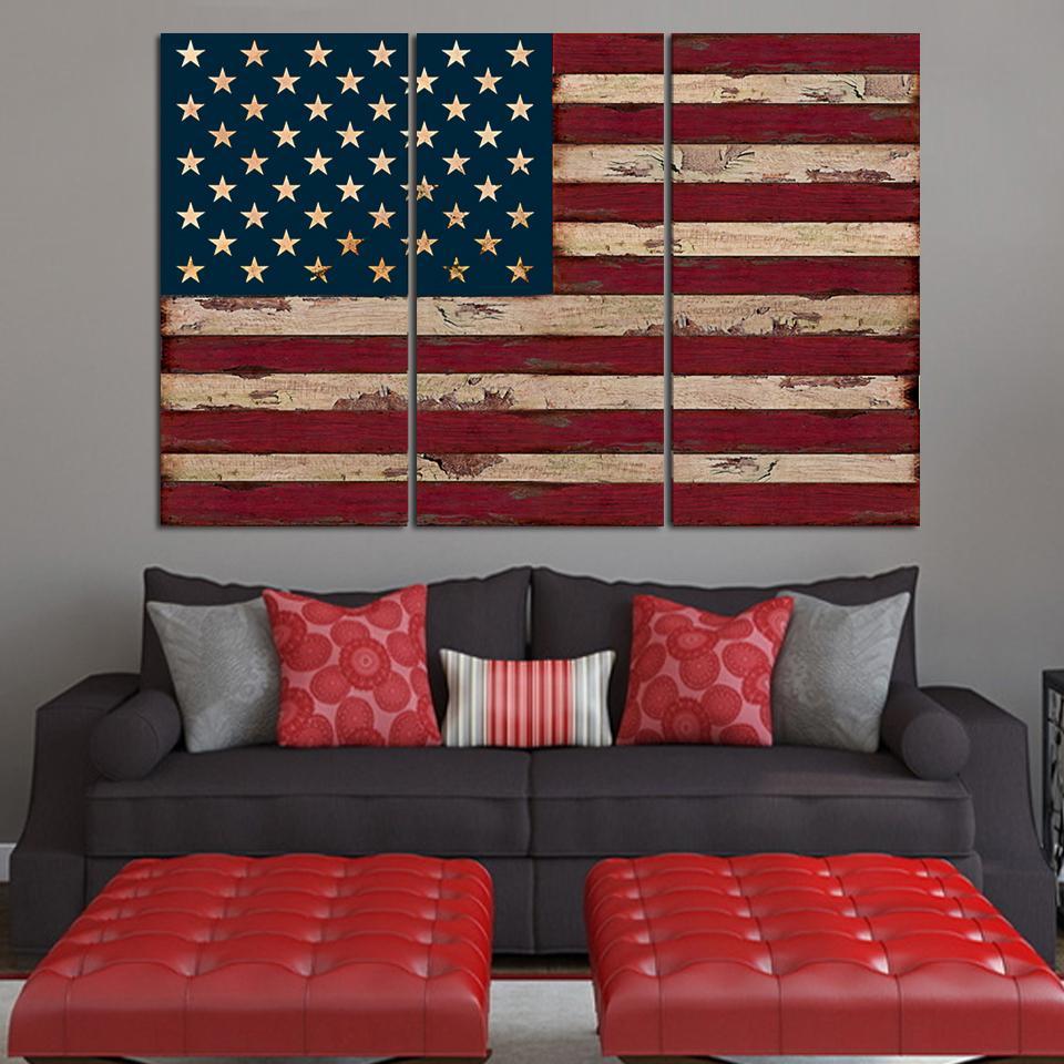 Home Decor Wholesalers Usa: Online Buy Wholesale Usa Wall Art From China Usa Wall Art