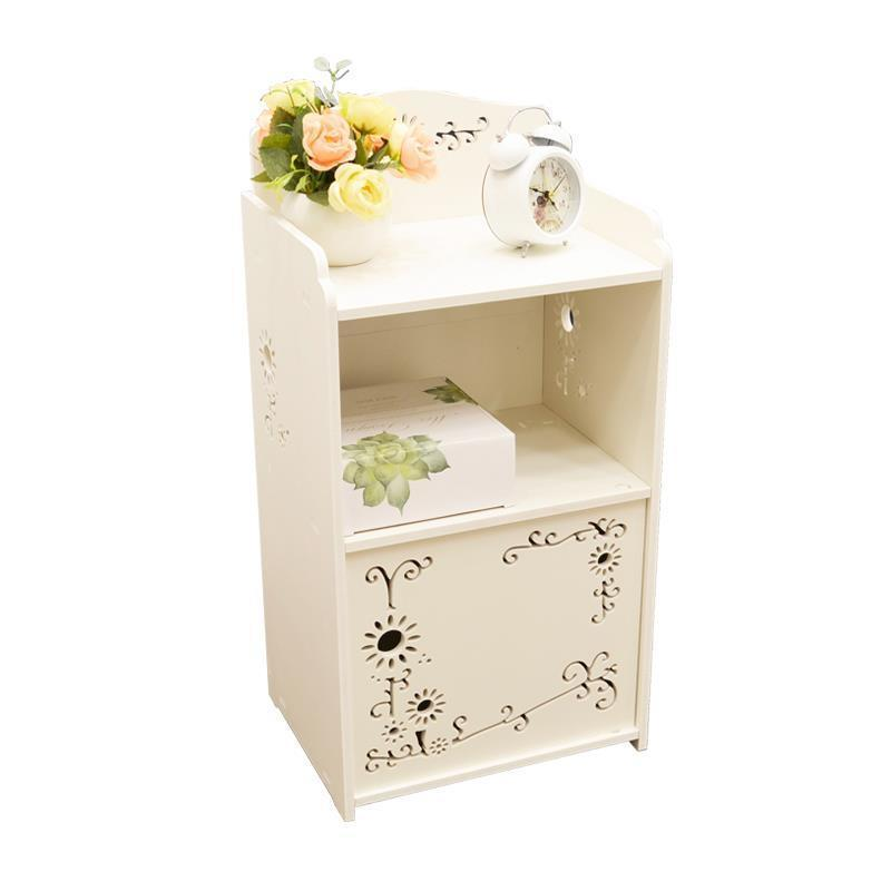 Stand Korean mesita Noche Mobilya Komidin European Wooden Quarto Bedroom Furniture Cabinet Mueble De Dormitorio Bedside Table
