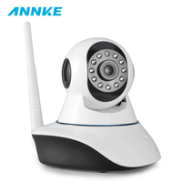 ANNKE 720P IP Camera Wireless Home Security Camera P2P Wifi Surveillance Camera 11 Infrared LEDs Night
