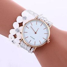 2017 New CocoShine A 888 Fashion Leisure Womens Quartz Bracelet Watch Crystal Diamond Wrist Watch wholesale