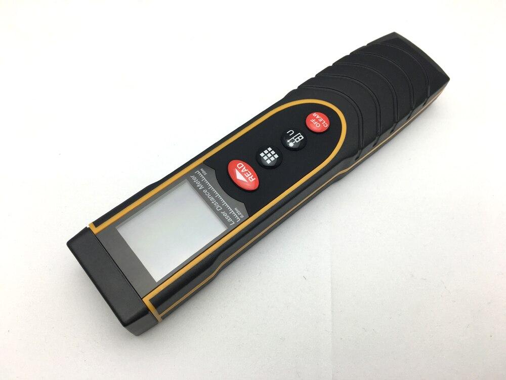 Stift stil laser range finder entfernung meter tragbare 50 mt 164ft