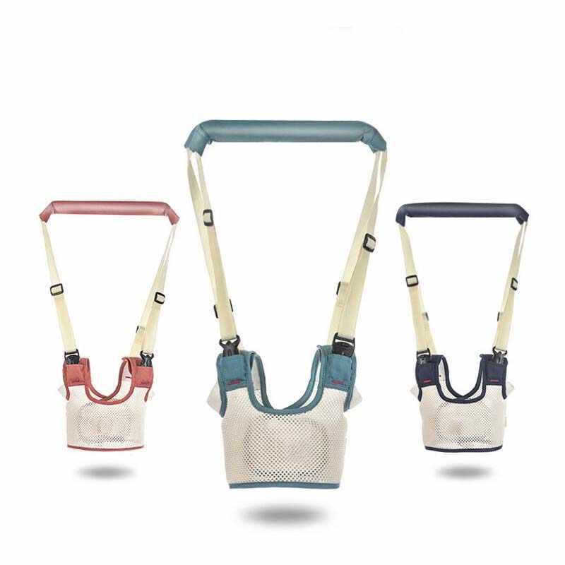 לנשימה אוניברסלי ווקר פעוט הליכה חגורת פעוט עוזר הליכה למידה הליכה תינוק לסייע חגורה עם עזר חגורה