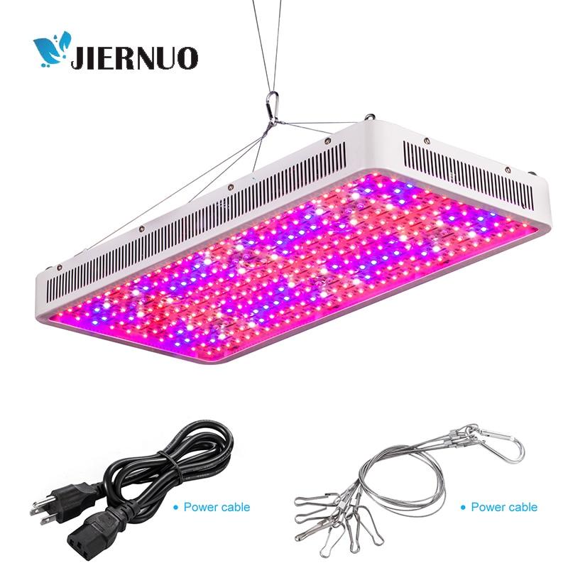Светодиодный завода светать полный спектр 3000 Вт двойные чипы завода светать УФ ИК красный сине белые для цветок Блум комнатное растение свет