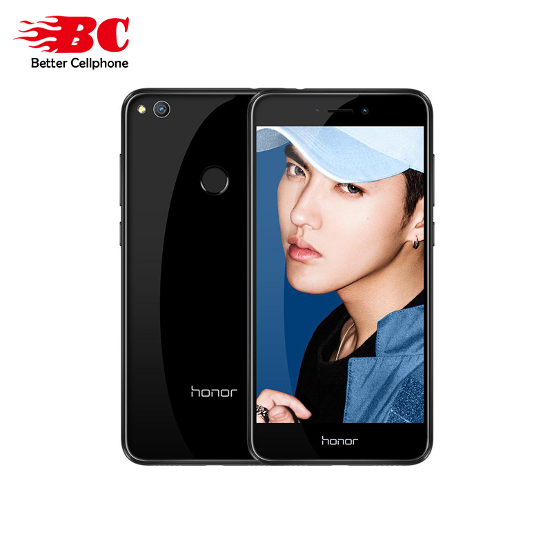 "Original Huawei Honor 8 Lite OTA Update 4G Smartphone Android 7.0 Hisilicon Kirin 655 Octa Core 5.2"" Screen 12MP Camera 3000mAh"