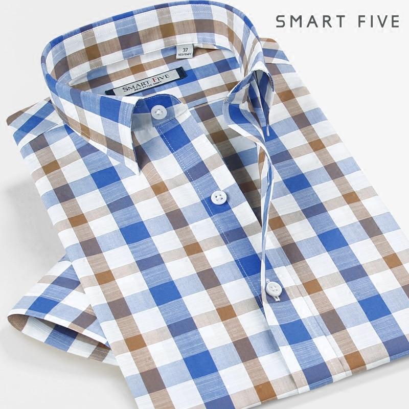 Smartfive მამაკაცის პერანგი 75% - კაცის ტანსაცმელი - ფოტო 3