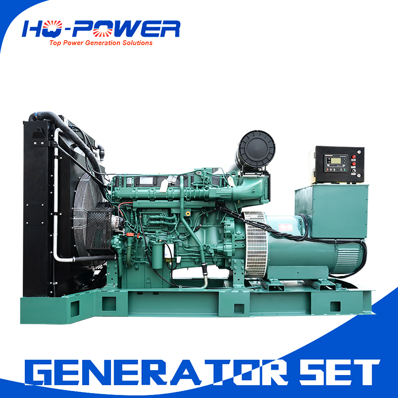 three phase permanent magnet synchronous power generator manufacturers 400kw