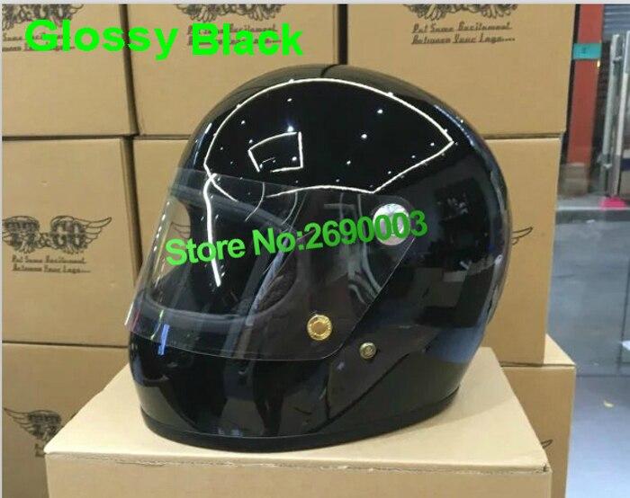 Estilo de envío gratis Fessional TT & CO Tokyo Style Moto Casco - Accesorios y repuestos para motocicletas - foto 5
