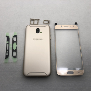 Image 5 - For Samsung Galaxy J5 2017 J5 Pro J530F Full Housing Middle frame Battery Back cover J530 SM J530F LCD Front Glass Lens + tool