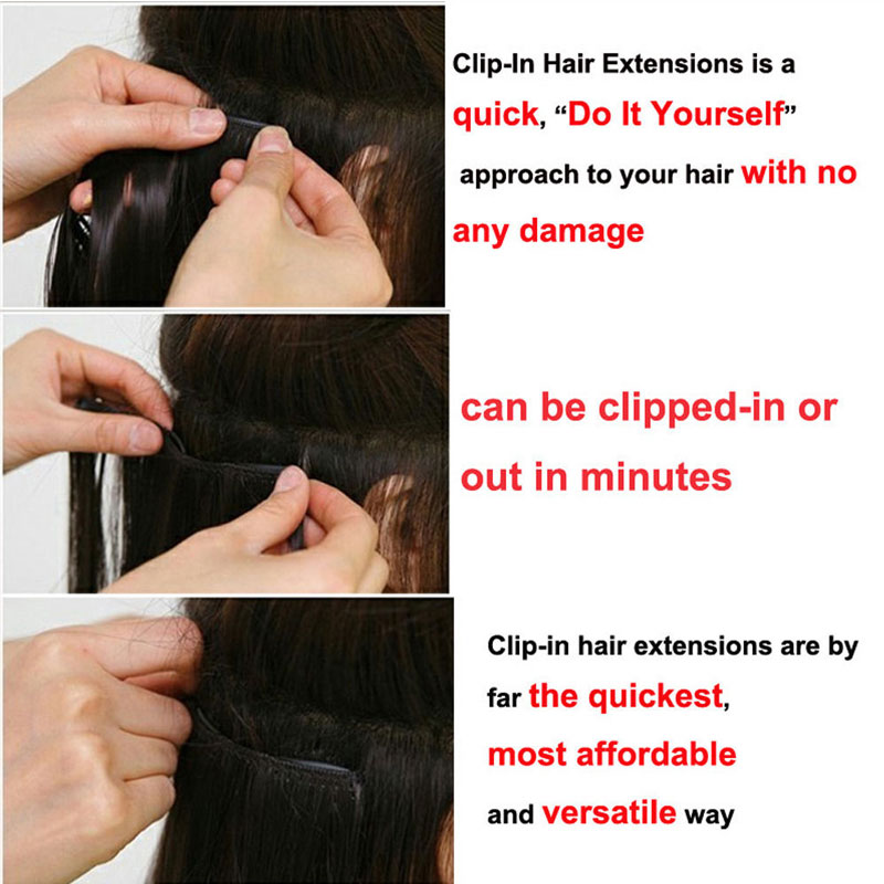 Do Clip In Hair Extensions Damage Hair Gallery Hair Extensions For