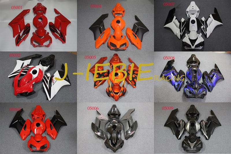 ABS Injection Fairing Body Work Frame Kit for HONDA CBR1000RR CBR 1000 CBR1000 RR 2004 2005