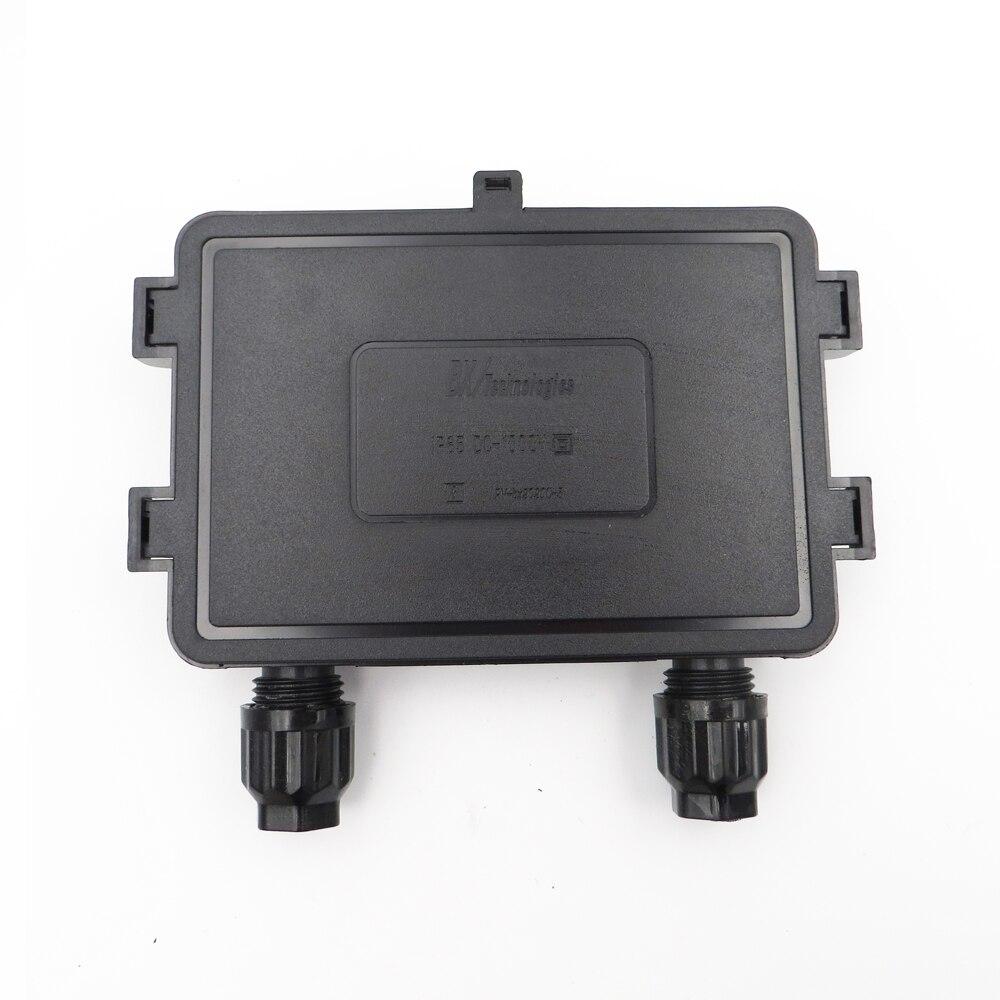 Hot Sale 70w 130w Solar Junction Box Waterproof Ip67 For