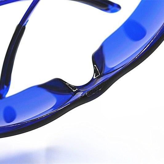 60 st säkerhetsglasögon IPL skönhetsskyddsglasögon röd Laser - Säkerhet och skydd - Foto 5