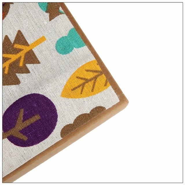 Aliexpress.com: Comprar Búho estilo de tejido de lino de algodón ...