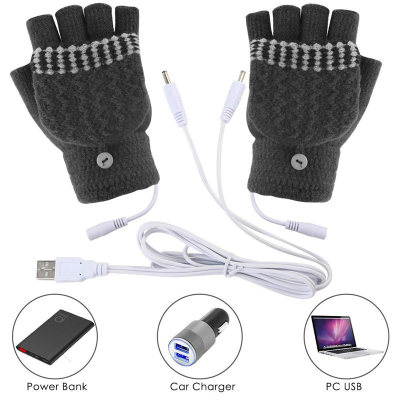 USB Heated Gloves 5