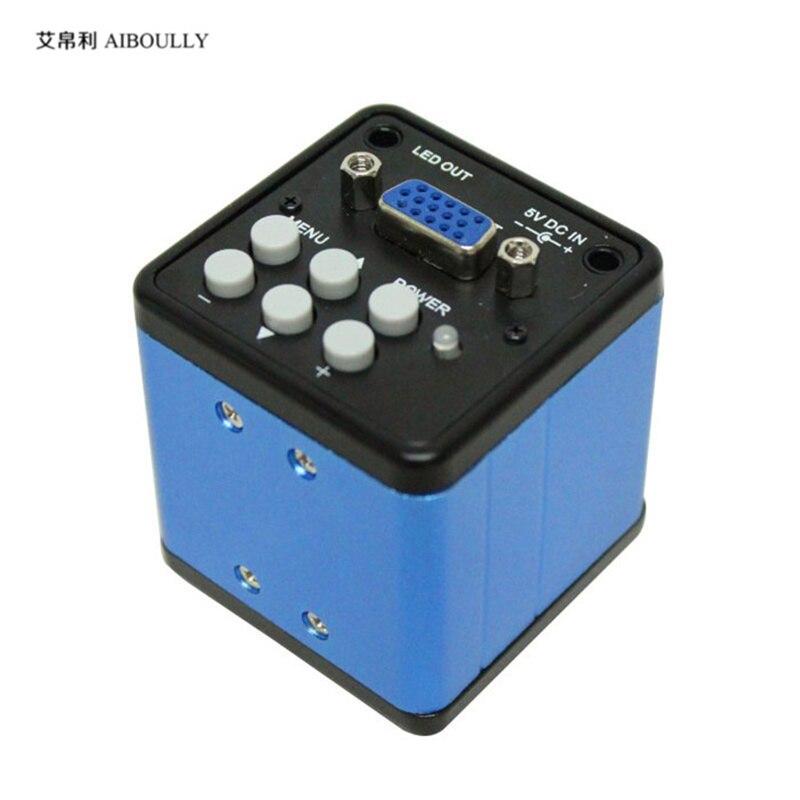 Agrandie 200 fois l'instrument de Diagnostic de réparation avec plusieurs ensembles de Microscope vidéo de VGA-200 mégapixels en ligne croisée - 5