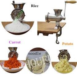 Popular meat grinders mincer machine potato noodle extruder