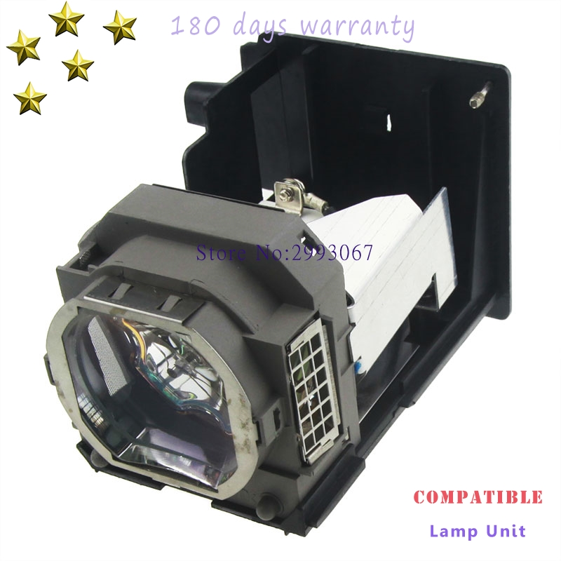 Lamp with Housing by CARSN VLT-HC6800LP Replacement Projector Lamp for Mitsubishi HC6800 HC6800U