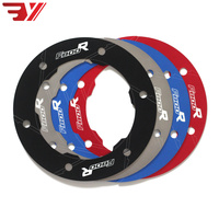Motorcycle For BMW F800R F800 R 2009 2019 2017 2018 CNC Aluminum Transmission Belt Pulley Cover F800R GS Adventure