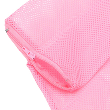 Mesh Pet Cat Grooming Restraint Bag For Bath Washing Nails Cutting Cleaning Bags