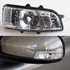 Left Right Side Mirror Lights For Volvo New S80 S80L S40 S60 C70 C30 Driver Side