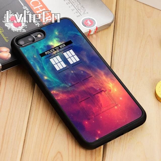 Cellphones & Telecommunications Phone Bags & Cases Earnest Lvhecn Tardis Box Doctor Who Phone Case Cover For Iphone 5 5s Se 5c 6 6s 7 8 10 X Samsung Galaxy S5 S6 S7 Edge S8 S9 Plus Note 8 Easy And Simple To Handle