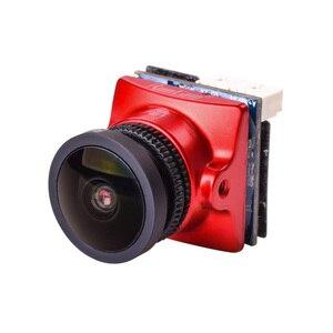 "Image 5 - Yeni RunCam Mikro Kartal 800TVL FPV Kamera 1/1/1 ""CMOS Sensörü NTSC/PAL 16:9/4:3 Değiştirilebilir 5 36 V için FPV Quadcopter Yarış Drone"