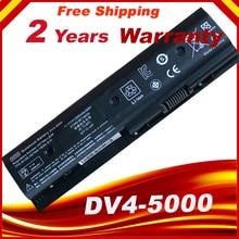 Battery for HP Envy dv6 7000 MO06 dv4 5200 dv6 7200 m6 Pavilion dv4 5000 H2L55AA