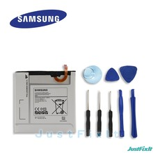 Original Battery EB-BT367ABE EB-BT367ABA For Samsung Galaxy Tab A2S 8.0 T385 T380 2017 Edition SM-T380 SM-T385 5000mAh(China)