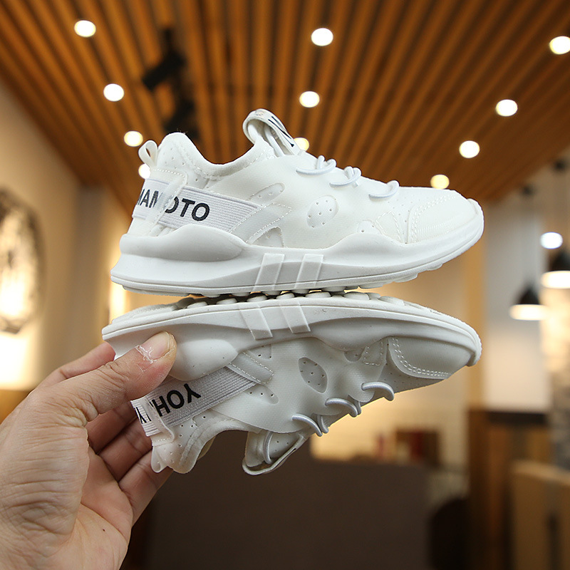 MREIO Fire Bird Childrens 3D Print Fly Knit Shoes Casual Sport Loafers Sneakers Gym Shoes For Girls