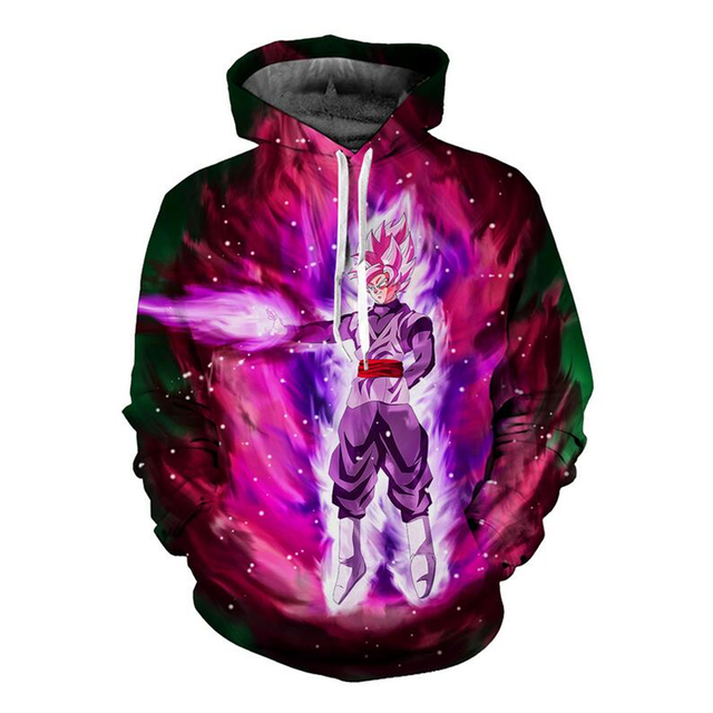 Dragon Ball Z Goku Hoodies