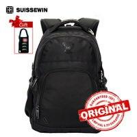 Suissewin Orthopedic School Backpack For Teenagers Back To School Bag School Satchel Swiss 15 6 Laptop