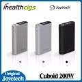 100% Original Joyetech Cuboide 200 TC 200 W VW/VT Caja Vape Mod Soporta Firmware Actualizable