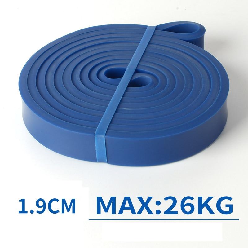 Эластичные ленты, тянущиеся резиновые ленты-эспандеры унисекс для тренировок, пилатеса, фитнеса-4