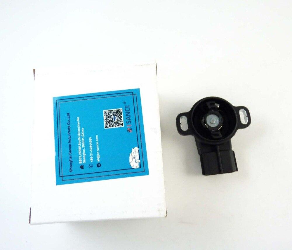 Isance Throttle Position Sensor Tps 89452 22090 06010 For Geo Lexus Accelerator Pedal Prizm Kia Sephia Es300 Gs300 Ls400 Mazda 929 Toyota In