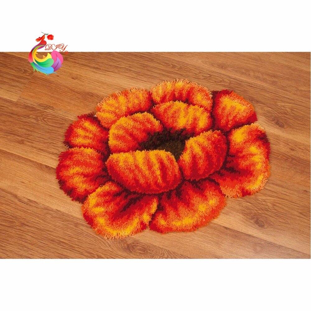 Kit Crochet Rug Kityarn For Crocheting
