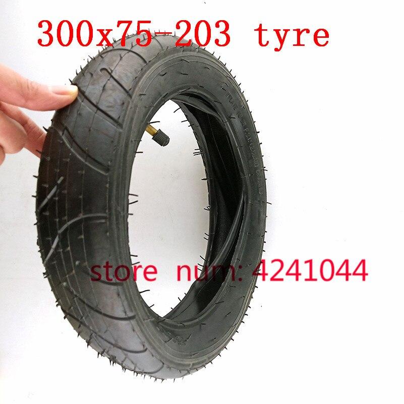 O envio gratuito de pneu pneumático 300x75-203